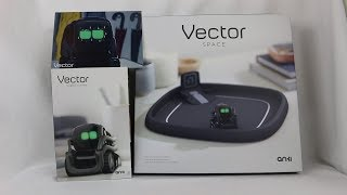 Anki Vector & Vector Space Unboxing/Setup!