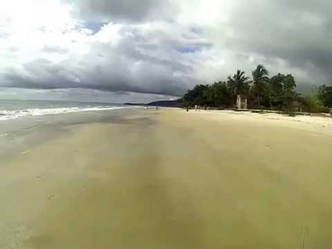 Sierra Leone Beach The Place Tokeh GoPro
