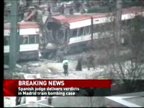 Madrid bombings: 21 guilty
