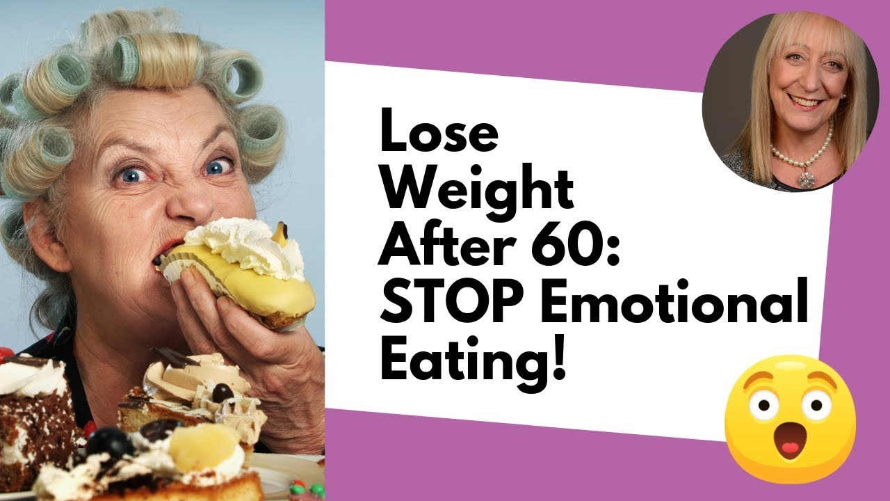 how to lose weight at 60 years old