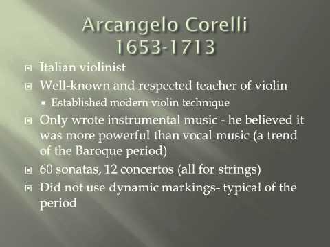 geeseman week 4 baroque composers