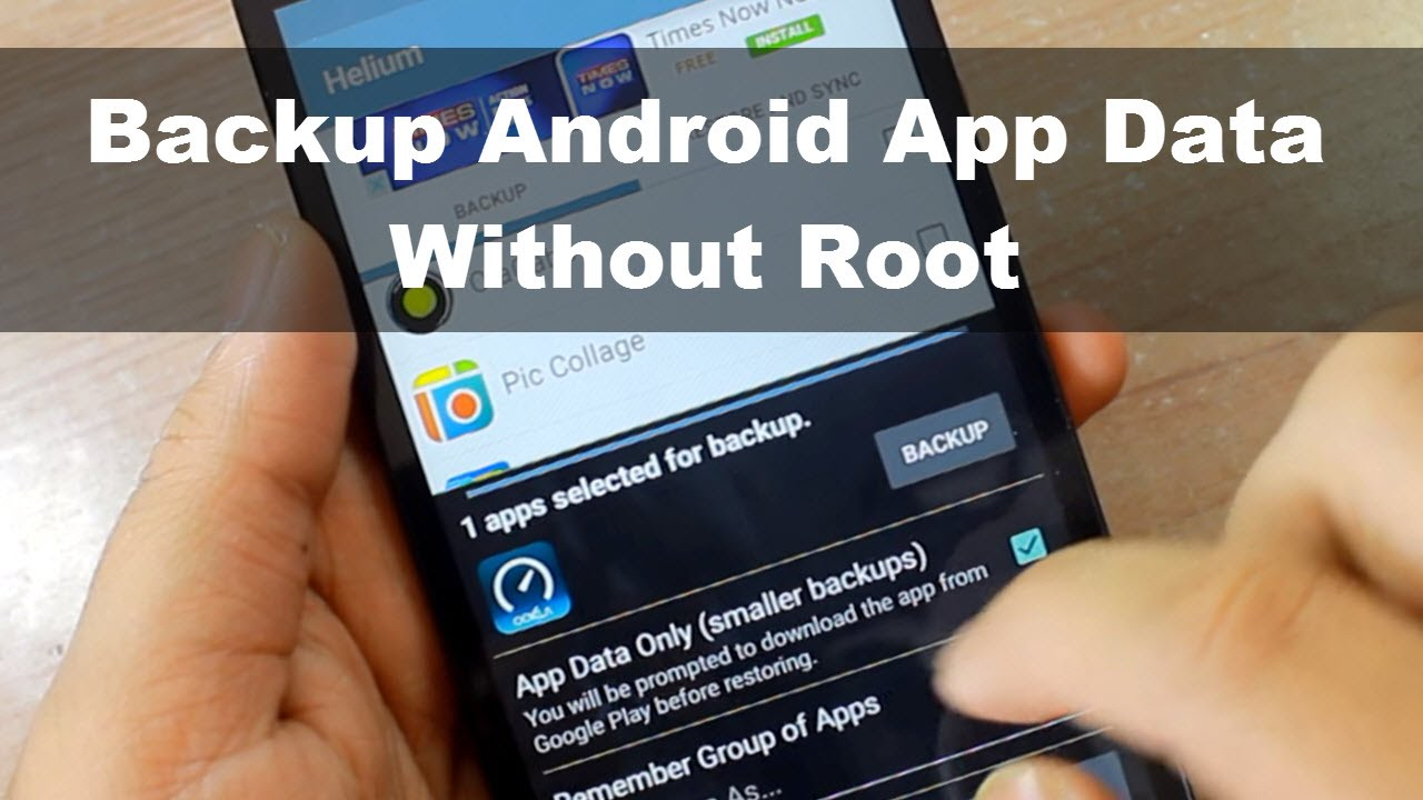 How to Backup Android App Data Without Root | Guiding Tech