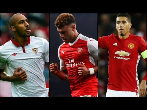Arsenal | N'Zonzi & Smalling Linked, Ox Going Nowhere! | AFTV Transfer Daily