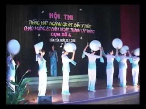 Hội thi tiếng hát ngành Giáo dục Huyện Cẩm Xuyên
