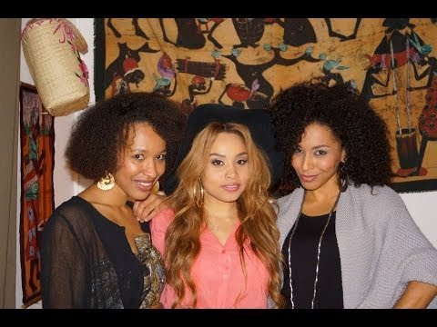 Amina Buddafly | Interview Sisters - YouTube