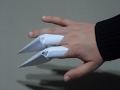 Kağıttan Pençe Yapımı