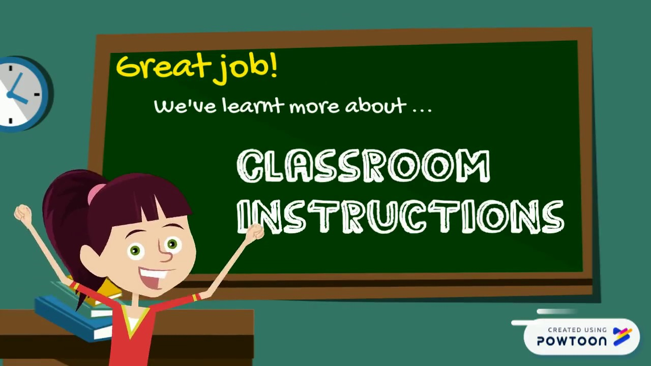 Download Classroom Instructions ︳English for Kids ︳Grammar for Kids