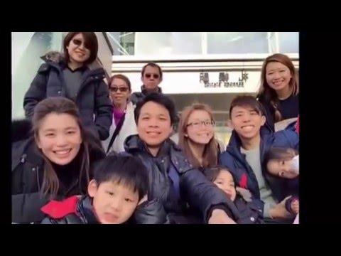 Japan trip 13-25 2015 Sapporo / Tokyo part I