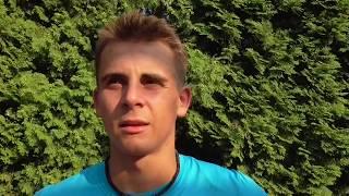 Petr Nouza po výhře ve 2. kole kvalifikace na turnaji Futures v Pardubicích