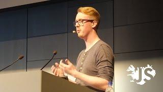 David Blurton: Full-stack JavaScript development with Docker - JSConf Iceland 2016