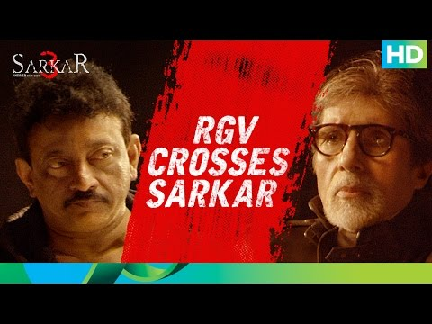 RGV Crosses Sarkar