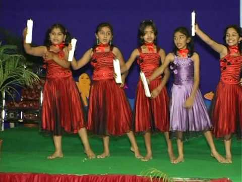 Rainbow School Nellore - Welcome Song