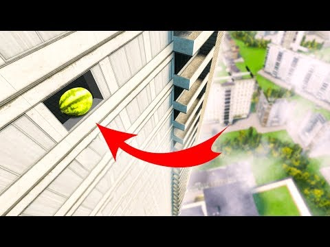 SKYSCRAPER GMOD PROP HUNT! (Impossible)