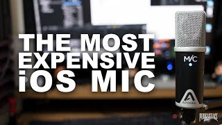 Today I review the most expensive mic for iOS device: the Apogee Mi...