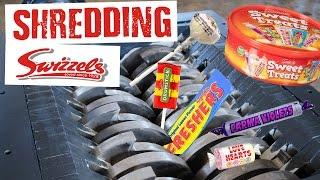 Shredding Swizzels Sweet Treats Party Mix - Shredding Stuff