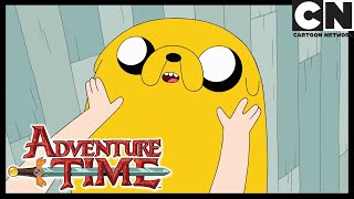 King Worm | Adventure Time | Cartoon Network