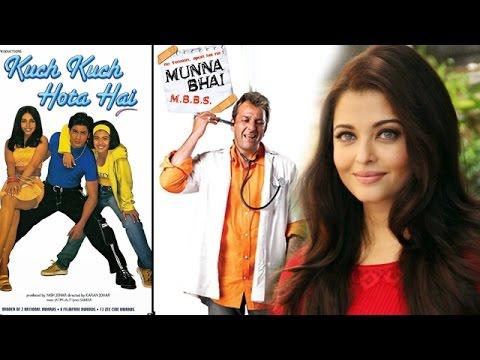 Top 5 Bollywood Blockbuster REJECTED By Aishwarya Rai
