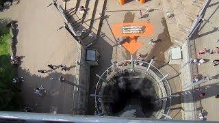 Gambar cover Oblivion front seat on-ride HD POV Alton Towers