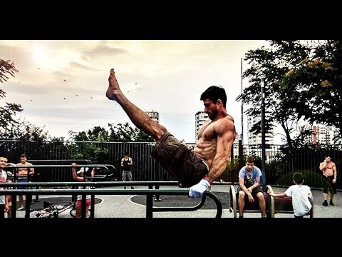 BEST Serbian Street Workout 2013 (Ultimate Motivation)