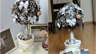 ** DIY Drzewko świąteczne/ by Aniqua**