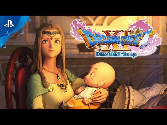 Dragon Quest XI – Prologue Movie | PS4