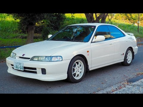 1996 Honda Integra Type R 4-door DB8 (Canada Import) Japan Auction Purchase Review