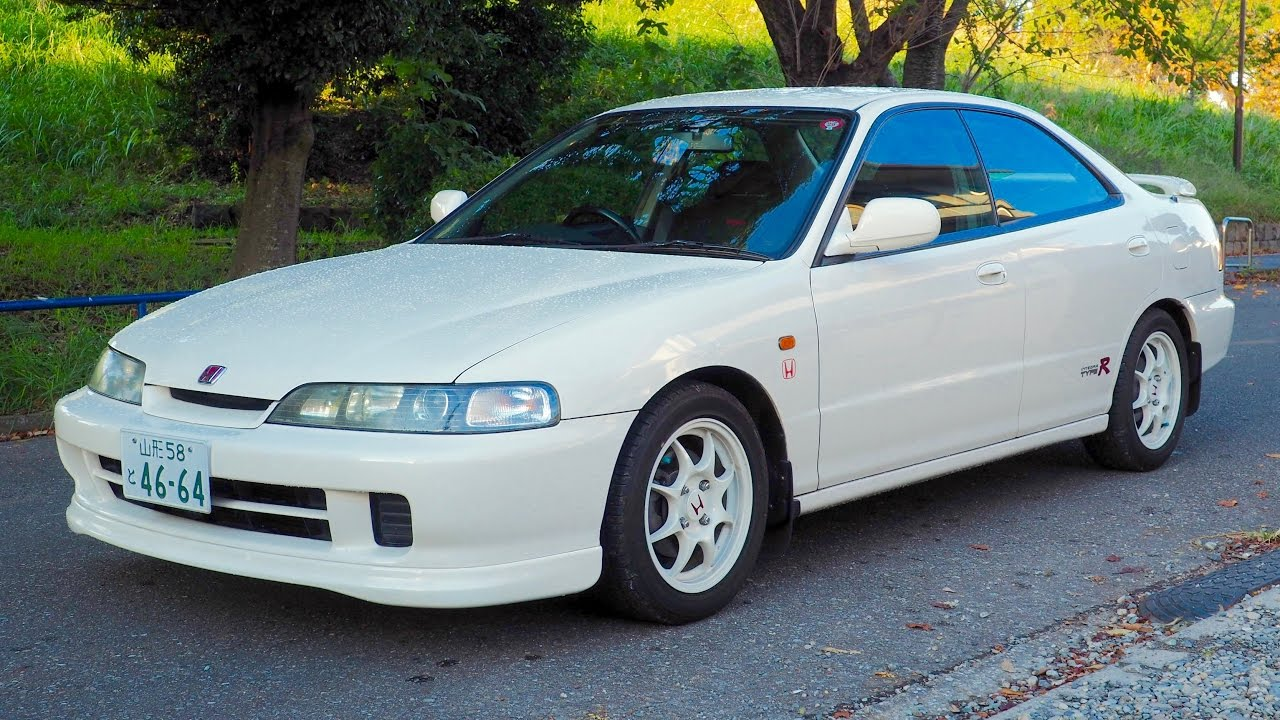 integra 4 door 1996 honda integra type r 4 door db8 canada import japan 139