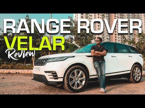 Make in India Range Rover Velar Hindi Review Ft. SidnChips