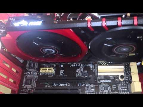Обзор и тестирование видеокарты MSI GTX 1050 Ti Gaming X 4 GB