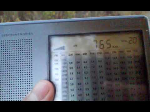 765 kHz Radio Mayak Odessa