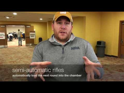 What Are Semi-automatic Rifles?