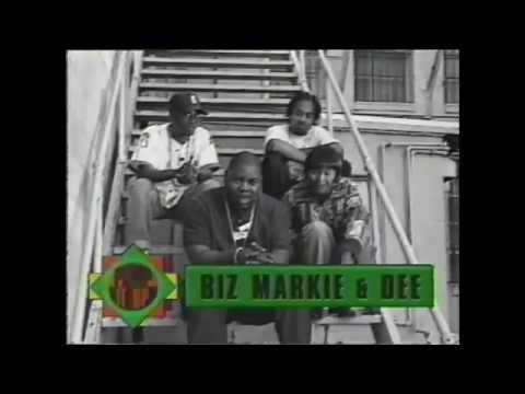 Biz Markie At G-Son Studios - 1991