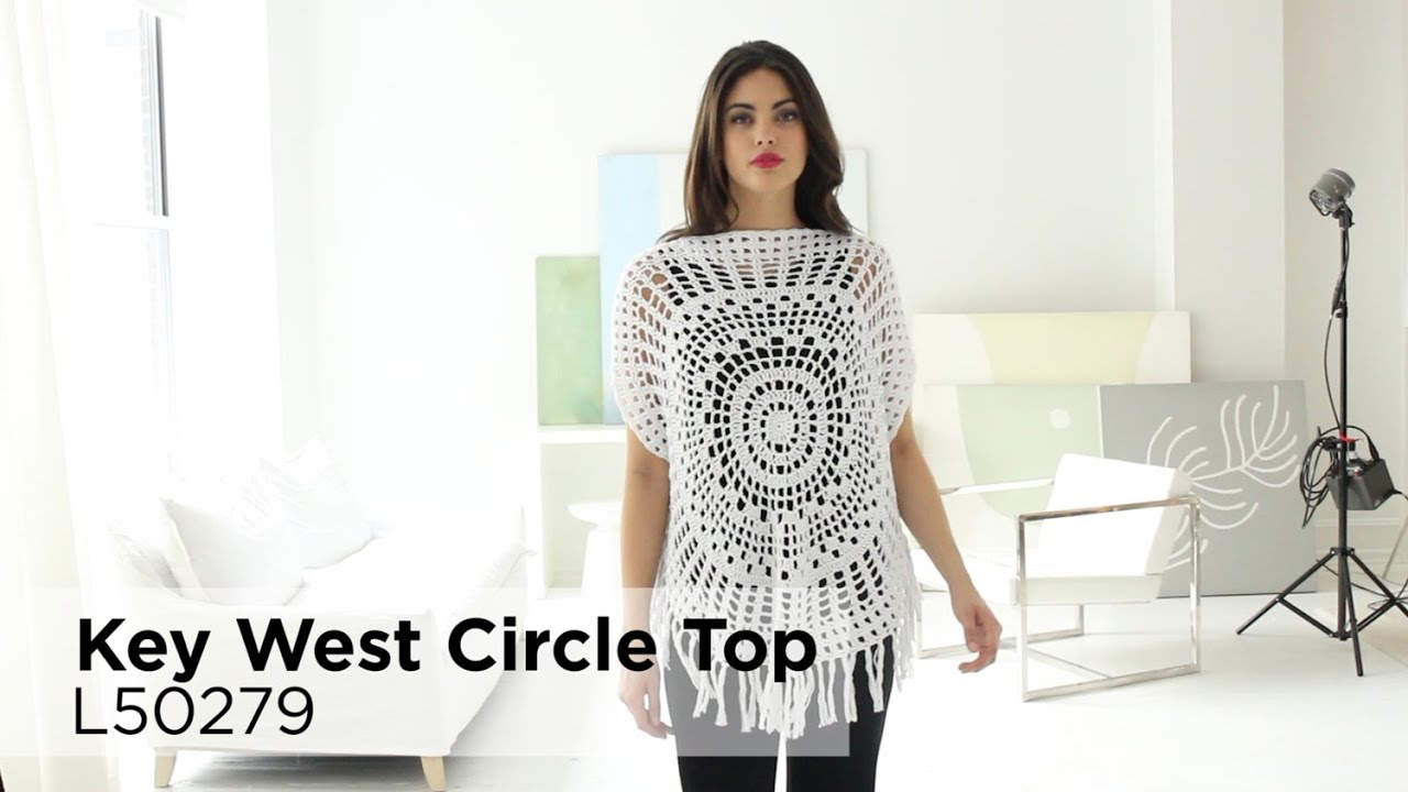 Key west circle top made with 247 cotton youtube bankloansurffo Image collections