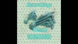 Wings Codes for ROBLOX!!! (Was taken from someone els).