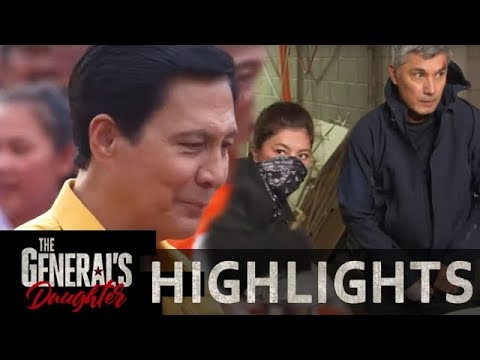 Marcial And Rhian Plant The CCTV Camera Inside Tiago's House   The General's Daughter
