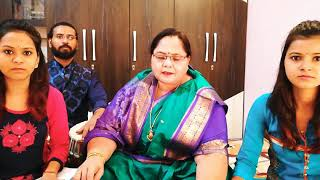 जल जाए जिव्हा पापिनी राम के बिना | श्री राम भजन संकीर्तन योगेन्द्र | श्रीमती पिंकी, मानसी, नैनसी