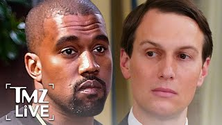 Kanye West Met with Jared Kushner in Colorado, Trump Tie to His Campaign? | TMZ Live