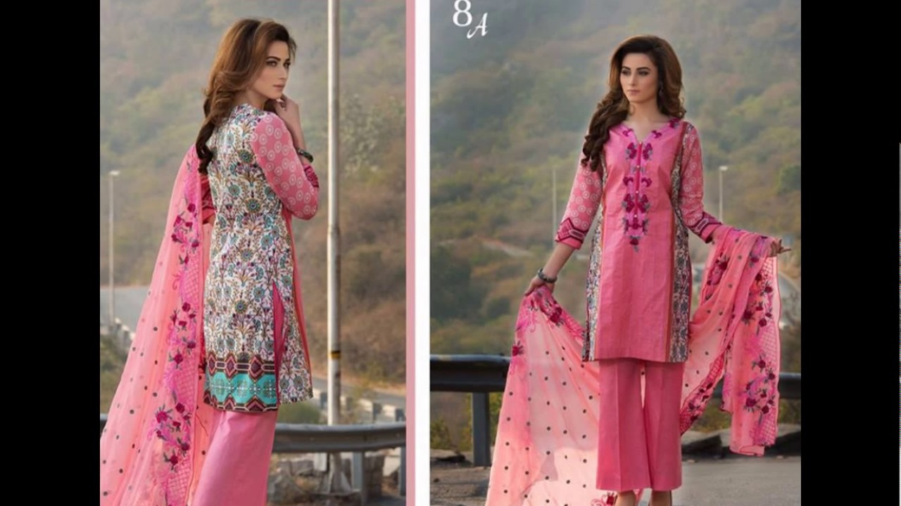 d3c39274ff Sahil Embroidered Collection Volume-3 By ZS Textiles @ MAFabricspk ...