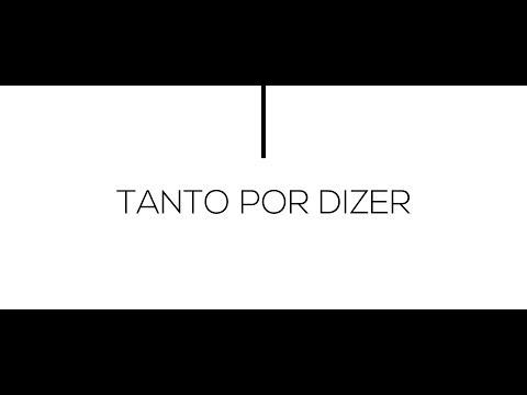 KAPPA JOTTA - TANTO POR DIZER (Prod. Charlie Beats) [Lyric Video Oficial]