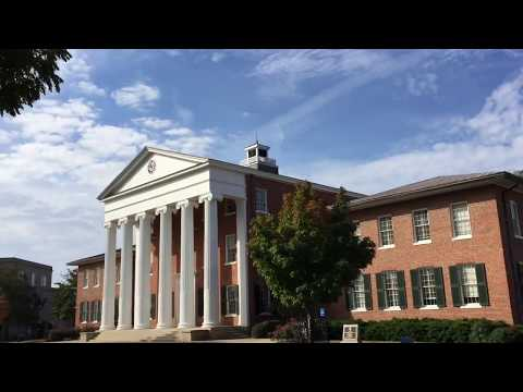 Oxford Mississippi - One of America's Best College Towns