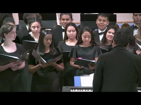 12-6-2019 | Highland View Academy Handbell Choir and the Highlanders Traveling Choir