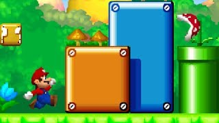 New Super Mario Bros. 3 - World 1 - Walkthrough