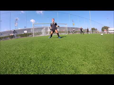 The Dutch Goalkeepers Academy - Samenwerken en Draai Draai