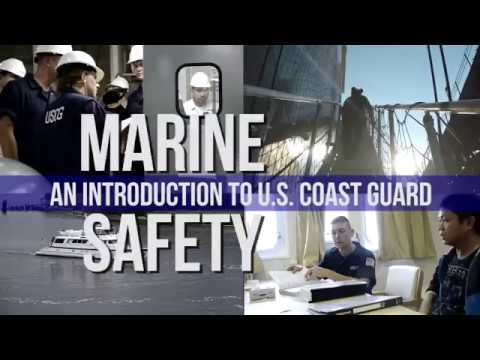 Coast Guard Marine Safety