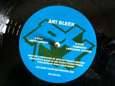 Art Bleek - Antichambre