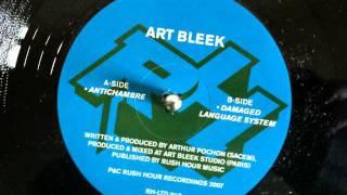 Art Bleek - Antichambre