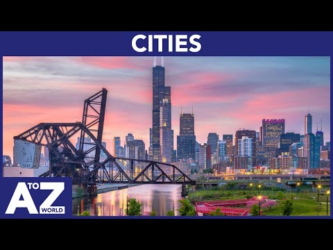 A To Z Of Cities | ABC Of Cities Starting From A To Z
