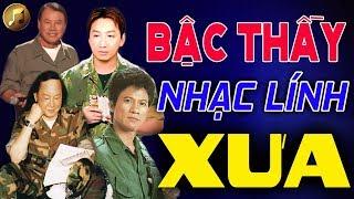 Duy Khánh, Giang Tử, Chế Linh, Trường Vũ - Bậc Thầy Nhạc Lính Xưa, Nhạc Lính Hải Ngoại Hay Nhất
