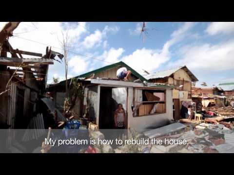 Philippines: Surviving Typhoon Haiyan in Eastern Samar