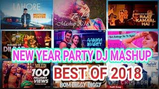 NEW YEAR PARTY 2019 || HINDI REMIX MASHUP SONG 2019 || NONSTOP DJ MIX | NONSTOP PARTY SONG 2019